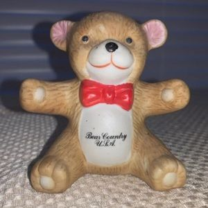 Vintage Other - Vintage Collectible ceramic bears